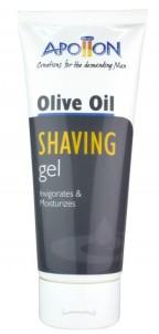 Pánský olivový gel na holení Apollon, 200 ml, Aphrodite skin care