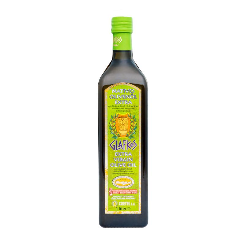 CRETEL GLAFKOS krétský extra panenský olivový olej 1l