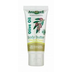 Tělové máslo s olivovým olejem Mango a Papaya, Aphrodite 30 ml