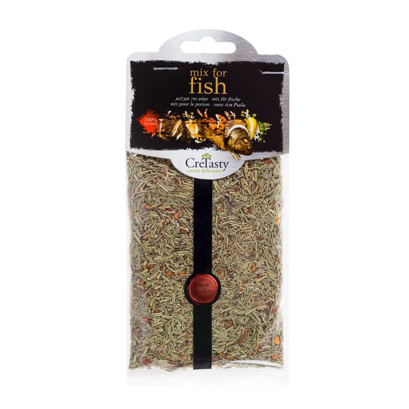 Koření CreTasty Kořenící směs Na ryby CreTasty 80 g