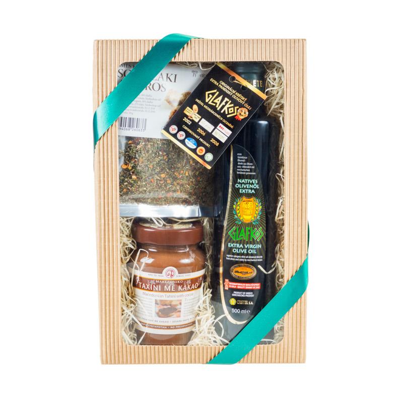 Dárkový olivový balíček Athéna