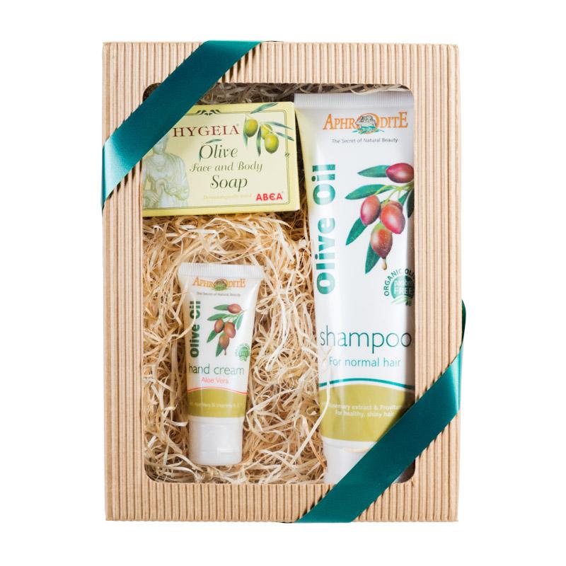 Image of Ideální dárek pro ženy - Olivová přírodní kosmetika ORGANIC