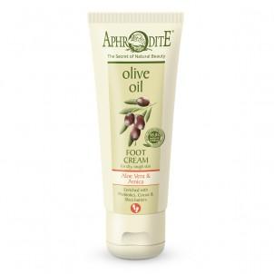 Krém olivový na nohy Aloe Vera Arnika 75ml
