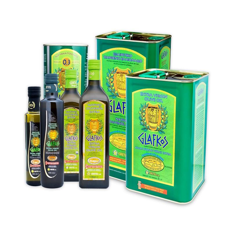 Kde koupit olivový olej Glafkos?